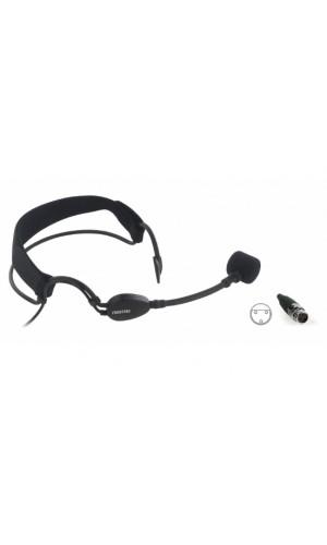 Micrófono de condensador electret unidireccional de cabeza