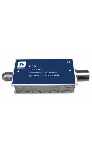 Filtro de rechazo LTE Ekselans - Filtro LTE para interiores.Ref: fi774