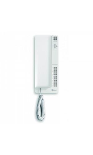 Telefono Universal de Repuesto Golmar - Telefono universal de recambio para multitud de porteros automáticos.Ref: t-510r