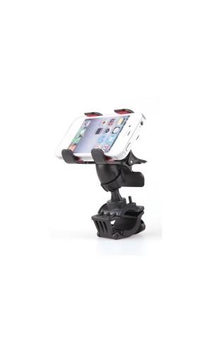Soporte de bicicleta para teléfonos móviles - Soporte universal de bicicleta para teléfonos móviles,GPS,etc.Modelo: gsmh18