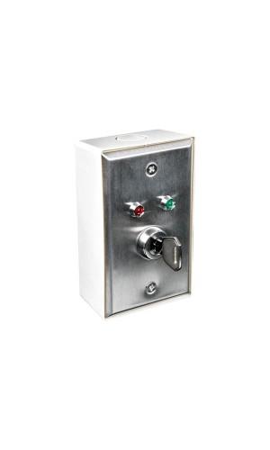 Teclado con Interruptor de llave