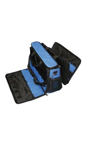 Maleta para Herramientas - Bolsa maleta para herramientas,esquemas,etc.Idónea para reparadores,servicios técnico,...Ref: hb-5852