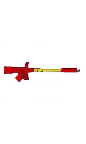 Pinza de Precisión Roja Kleps 2800 - Pinza de Precisión con gran abertura color roja (KLEPS 2800) Ref: hm6410sw
