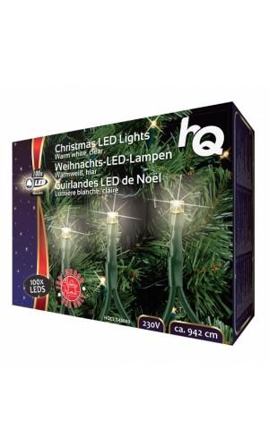 Guirnaldas de Navidad 100 leds - Guirnaldas de Navidad 100 bombillas.Ref: hqcls48660