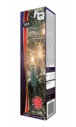 Guirnaldas de Navidad 50 bombillas - Guirnaldas de Navidad 50 bombillas.Ref: hqcls48701