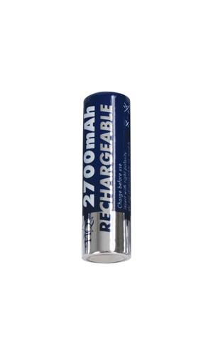 Blister 4 Baterias HQ formato AA 2,7A - Blister de 4 baterias tipo R6-AA NI-MH de 2,7A - hq-nimh-r6/27 - Ref: hq-nimh-r627