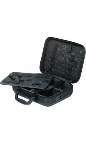 Maletín de herramientas de fibra - Maletín de herramientas de fibra ultra reforzado.Ref: hrv710