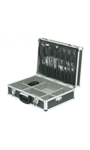 Maleta de herramientas en aluminio robusta - Maleta de herramientas en aluminio robusta.Ref.hrv7627