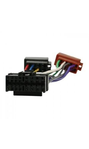 Cable de audio Iso para autoradio JVC - Cable de audio Iso para automóvil para autoradio JVC.Ref: iso-jvc16p