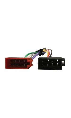 Conexión ISO para Autoradios Kenwood - Conexión ISO para autoradios Kenwood 16 pin.Ref: iso-kenwood16p