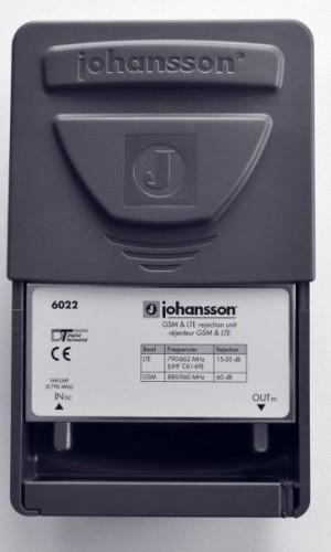 Filtro de rechazo LTE Johansson