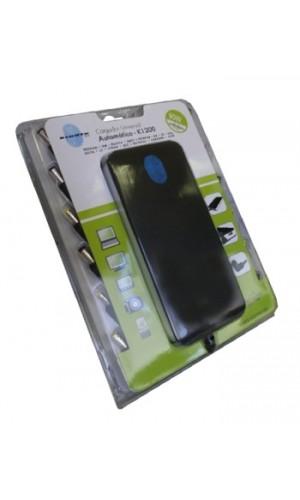 Alimentador Universal Automático 100W - Alimentador Universal Mod.K1300 para Ordenadores de 100W con 13 conectores diferentes + USB.Ref: kcu0089