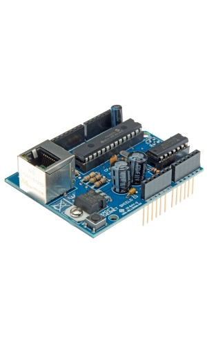 Kit montado Ethernet Shield para Arduino®