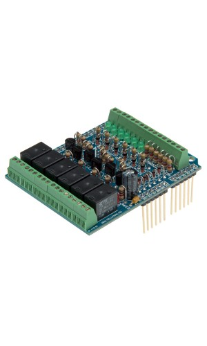 Kit montado I/O Shield para Arduino®