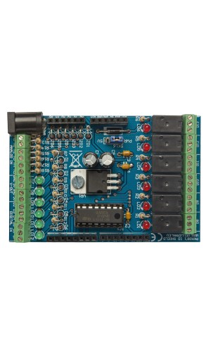 Kit I/O Shield para Arduino® Yún