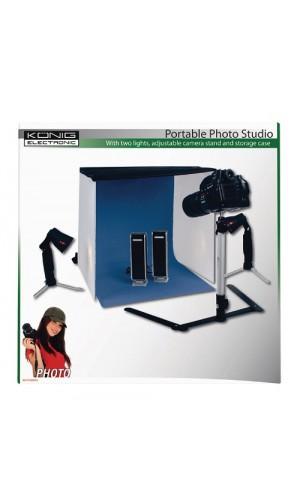 Mini estudio fotográfico plegable (40x40 cm)