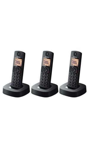 Teléfono Inalámbrico Panasonic Trio