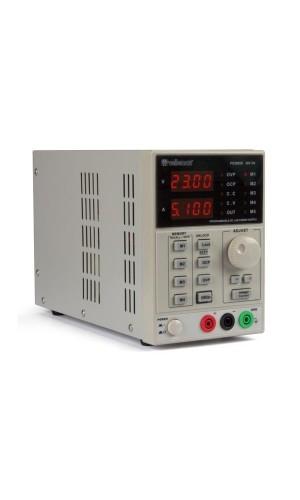 Fuente Alimentación Laboratorio programable - Fuente de alimentación para laboratorio programable de 0-30V - 5A con doble display Led.Ref: labps3005d
