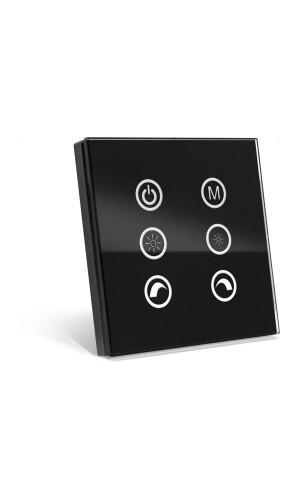Controlador/Dimmer Led Táctil  - Controlador/Dimmer Led Táctil multifunción.Ref: ledc121