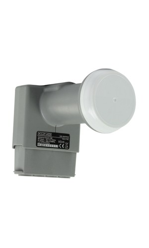 LNB Quattro König 0,6 dB - LNB Quattro König.Ref: lnb1-quattrokn