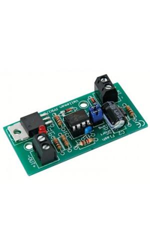 Mini Kit Módulo para tercera luz de Stop - Mini Kit Velleman  de parpadeo para la tercera luz de freno del automovil.Ref: mk178
