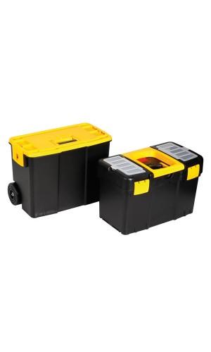 Caja maletín de herramientas  460 x 260 x 620 mm - Caja maletín de herramientas  460 x 260 x 620 mm.Ref: mp70