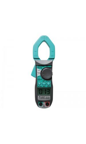Pinza amperimétrica multifunción 2-400A AC - Pinza amperimétrica multifunción 2-400A AC Proskit mod.MT-3102.Ref: mul016