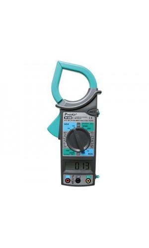 Pinza amperimétrica multifunción, 200-1000A AC