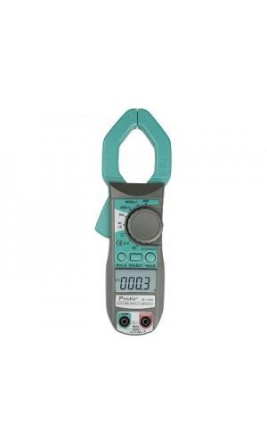 Pinza amperimétrica multifunción 400A AC/DC - Pinza amperimétrica multifunción 400A AC/DC Proskit mod.MT-3109.Ref: mul018