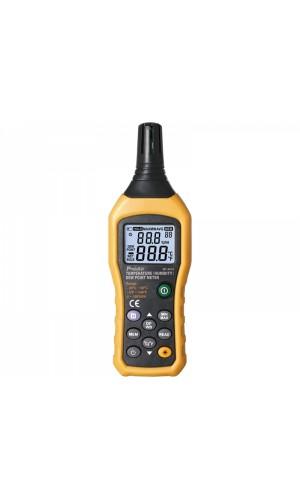 Medidor temperatura, humedad relativa y rocio