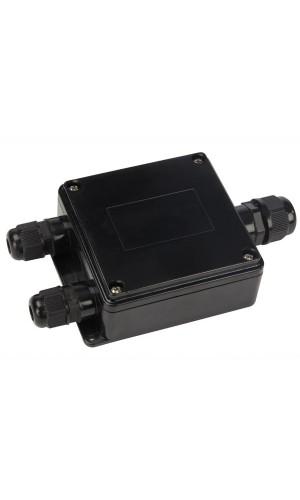 Caja de terminales de 3 Vias resistente al agua IP68 - Caja de terminales de 3 Vias resistente al agua IP68.Ref: ob12