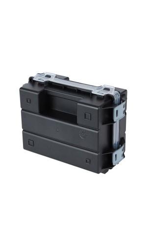 Caja para organizar componentes - Doble caja organizadora de componentes 7