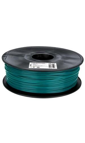 Hilo de plástico para impresora 3D verde