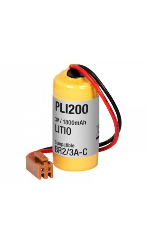 Pack Litio BR2/3A-C 3V/1800mAh - CR17335