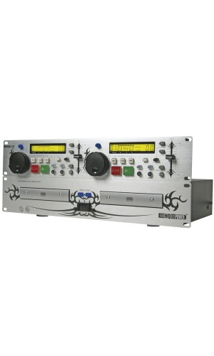 Lector CD Doble semiprofesional programable