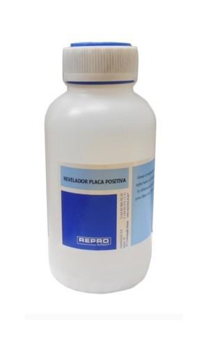 Revelador placa positiva - Frasco Hidróxido sódico sólido para el revelado de placas positivas.Ref: rpp