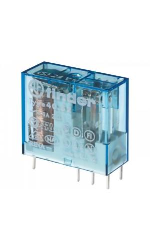 Mini-relé standard 24 VDC 2 Circuitos - Mini-relé standard 24 VDC 2 Circuitos.Ref: rl121