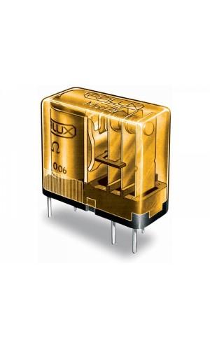 Relé 5VDC  1 Circuito 10A - Rele vertical 5 VDC /1 Circuito de 10A.Ref: rl134