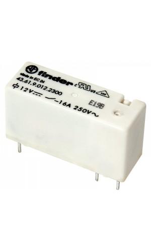 Mini-relé Cto. Impreso 12Vcc/16A - Mini-relé Cto. Impreso 12Vcc/16A.Ref: rl193