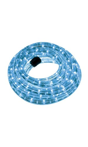 Manguera luminosa 5 metros azul - Rollo de manguera luminosa azul de 5 metros.Ref: lar5b