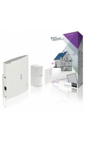 Set de solución doméstica de seguridad - Set de solución doméstica de seguridad.Ref: sas-clalarm05