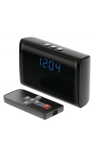 Reloj de sobremesa con cámara Full HD integrada - Reloj de sobremesa con cámara Full HD integrada.Ref: sas-dvrdcd20