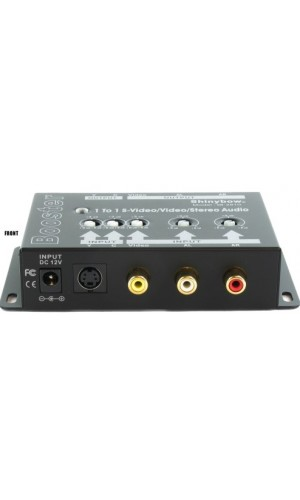 Booster Audio/Video Shinybow