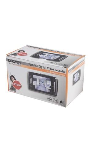 Micro Video Grabador Portatil - Micro Grabador portatil con pantalla incorporada.Ref: sec-dvrmon10