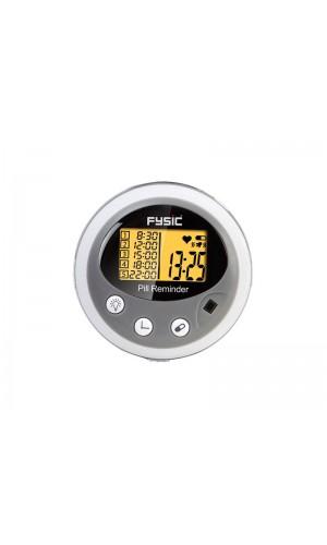 Pastillero electrónico con alarma y reloj - Pastillero electrónico con alarma y reloj.Ref: sld031