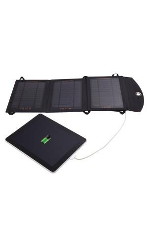 Cargador Solar para Mochila 10,5W - Cargador Solar para Mochila 10,5W.Ref.sol23