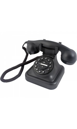 Teléfono réplica de diseño retro Graham