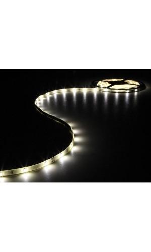 Cinta de leds flexible de color blanco cálido 5 mts. - Cinta de leds flexible de color blanco cálido de 150 leds de 5 mts a 12V.Ref: lb12m110ww