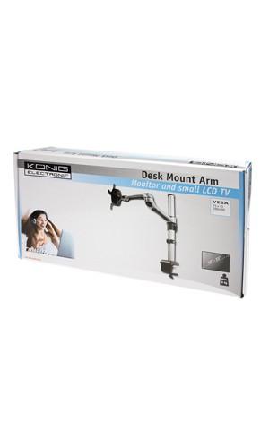 Soporte de Mesa para Monitor - Soporte de mesa para Monitor.Ref: tvs-kn-mon100s