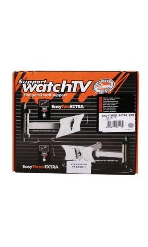 Soporte de pared TV 10 a 32 Pulg. - Soporte para televisores de 10 a 32 pulgadas.Extensible.Ref: tvs-lcd28b